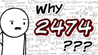 Why 2474?