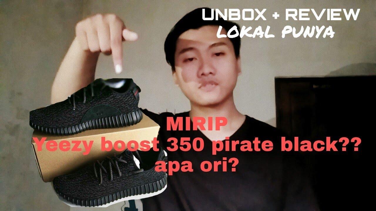 Mirip YEEZY?? apa ORI?? unboxing & review sepatu lokal #SOLO ...