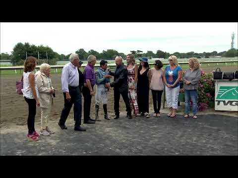 video thumbnail for MONMOUTH PARK 8-23-19 RACE 8