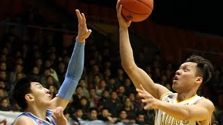 2013-14 CBA例行賽第6輪│廣廈vs北京 - 林志傑18分9籃板