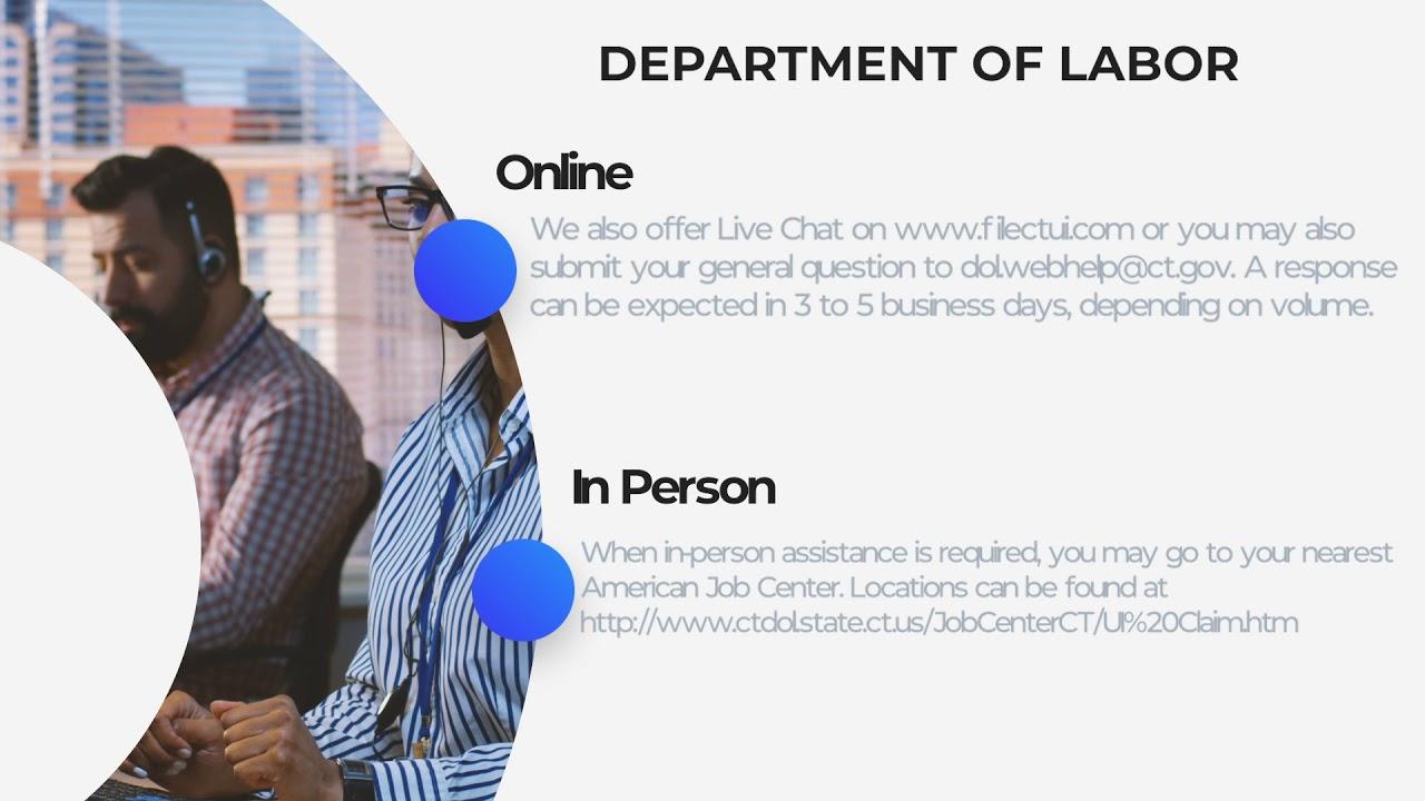 Covid 19 Unemployment Insurance Ui Faq Connecticut House Democrats