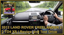 Virtual Video Test Drive in our 2012 12 LAND ROVER FREELANDER 2 2 TD4 XS