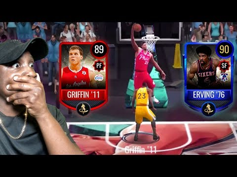 NASTY DUNK ANIMATIONS BY *NEW* HIGH FLYERS! NBA Live Mobile 20 Season 4 Gameplay Ep. 25