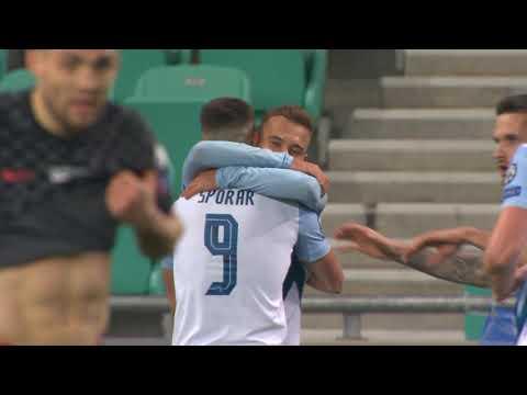 Slovenia Croatia Goals And Highlights