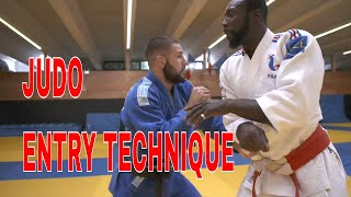 JUDO ENTRY TECHNIQUE Darcel Yandzi