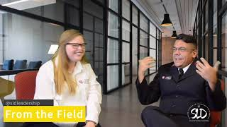 """From the field interview with Captain Julio DaSilva- """"Inserting Fun in Leadership"""""""