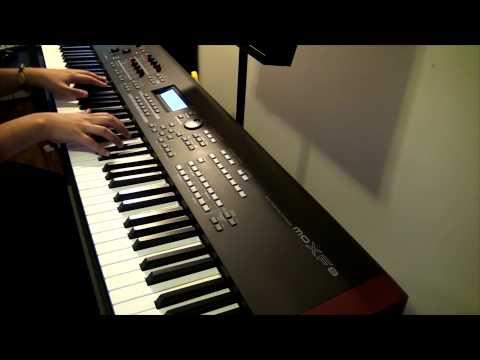All Of Me  John Legend Piano Accompaniment  aldy32