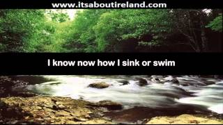 http://itsaboutireland.com - Water is wide with Lyrics performed by...
