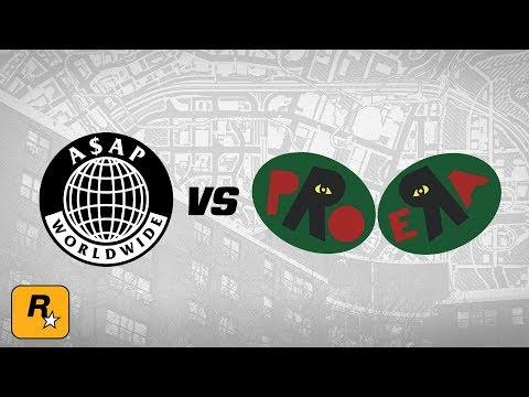 A$AP MOB vs PRO ERA GTA 3v3 (GTA Online Live Stream)