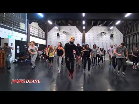 Five More Hours - Deorro & Chris Brown | Choreography by James Deane