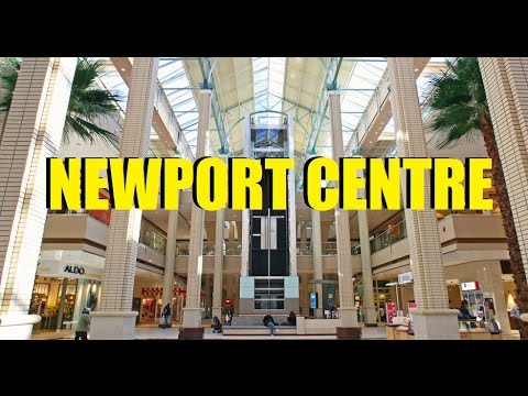 Mall Meandering (Ep. 94): Newport Centre Mall – Jersey City, New Jersey