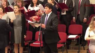 Cum să-Ți mulțumesc - Corul și Orchestra Bisericii Golgota, solist Ruben Mureșan