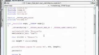 Урок 9. Строки в языке C/C++ (Часть 1)