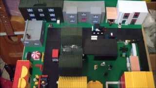 LEGO CITY- Обзор города Х