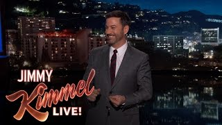 Jimmy Kimmel's Daughter Thinks He Looks Like Jimmy Fallon