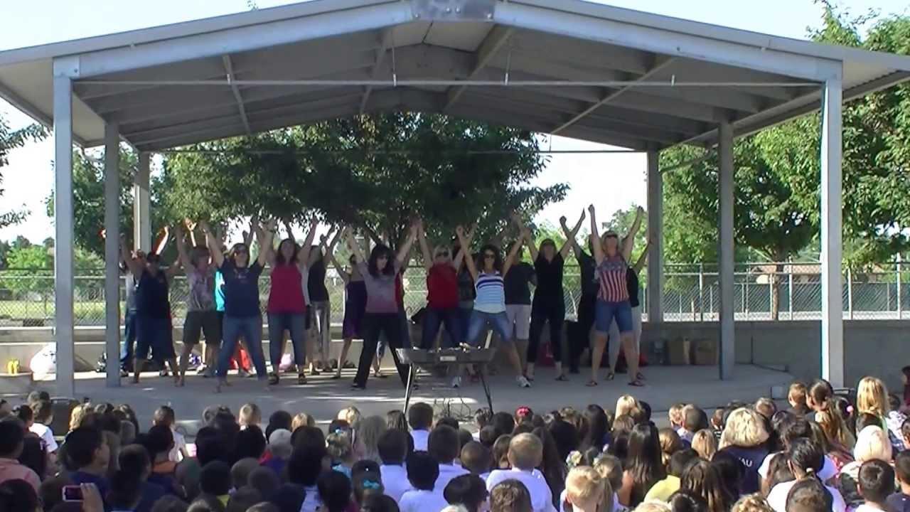 Oak Grove Teacher Dance 2013