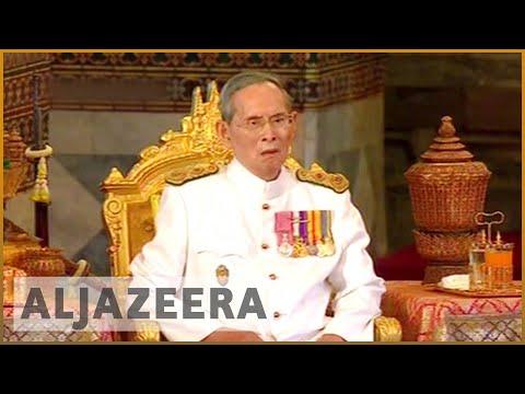 Thailand bids farewell to King Bhumibol