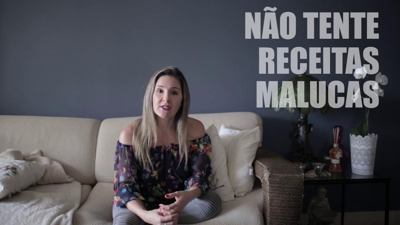 CLAREAMENTO – NÃO EXISTE RECEITA MILAGROSA!!