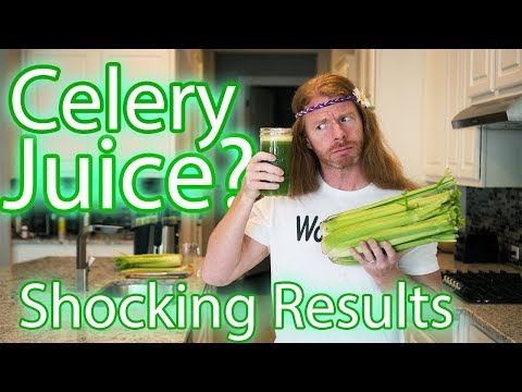 I Tried Celery Juice For 7 Days And This Is What Happened!