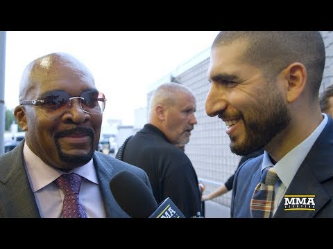 Thumbnail: Leonard Ellerbe Not Surprised Conor McGregor Getting Crowd Support, Confirms PPV Price