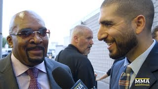 Leonard Ellerbe Not Surprised Conor Mcgregor Getting Crowd Support Confirms Ppv Price