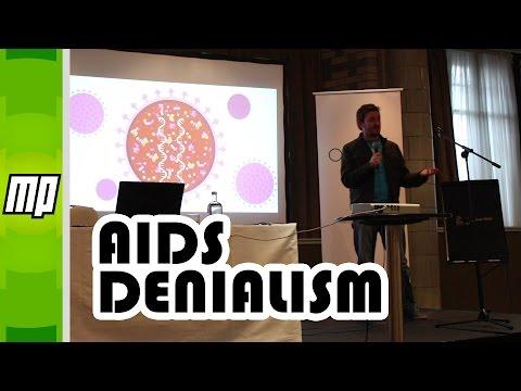 My talk on AIDS Denialism at QED 2015