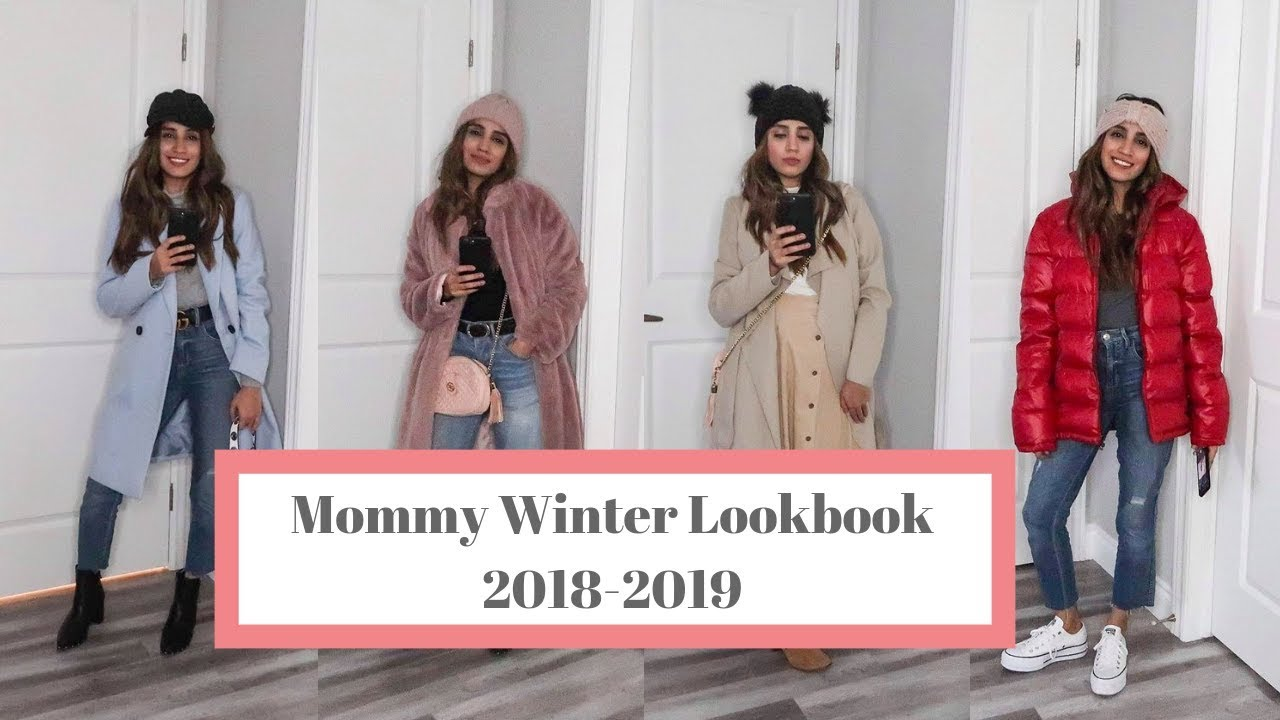 Easy Winter Outfit Ideas  |  2018 - 2019 Mommy Lookbook 7