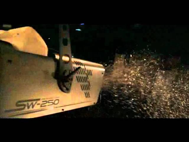 Antari SW-250 / SW-250X Wireless Snow Machine Effect