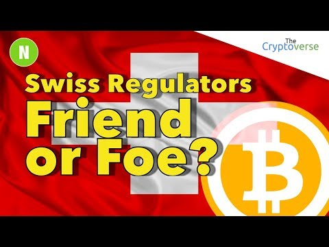 Friend or Foe? Swiss Regulators Going Sour 🤢 On Crypto