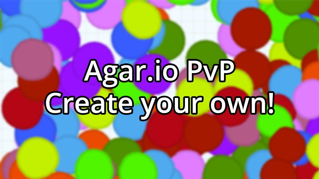 How to create game like Agar.io - YouTube