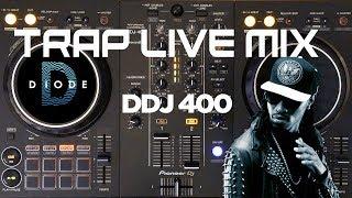 TRAP mix 2018 LIVE | DDJ 400