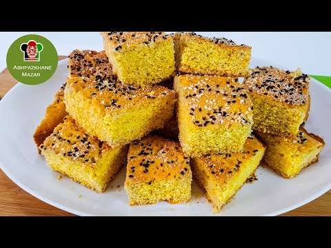 Corn Rot (Sweet Bread) | روت جواری
