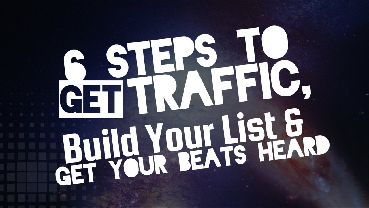 How To Sell Beats Online In 2020 -  Build Your List And Get Your Beats Heard Without Spamming