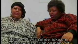Weather Girls -yhtye vieraili Suomessa 1990-luvun alussa. Tässä haa...