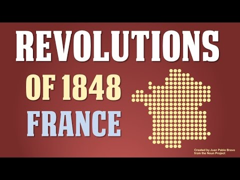 Revolutions of 1848 in France (Part 2 of 5)
