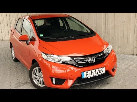 essai honda jazz 3 2015 youtube. Black Bedroom Furniture Sets. Home Design Ideas