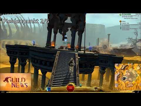 GW2: Heldenpunkte in Path of Fire - Das Ödland