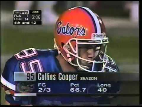 LSU vs Florida 1997
