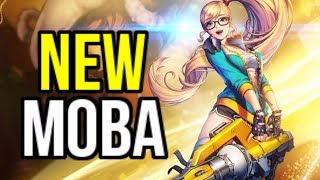 Master X Master   Awesome New Game Ft. Youmuus, Heizman (MOBA, Team Deathmatch, PvE Dungeons)
