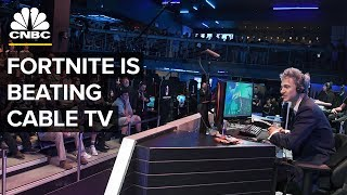 Fortnite Twitch Streams Outdraw Some Of Cable's Biggest Shows
