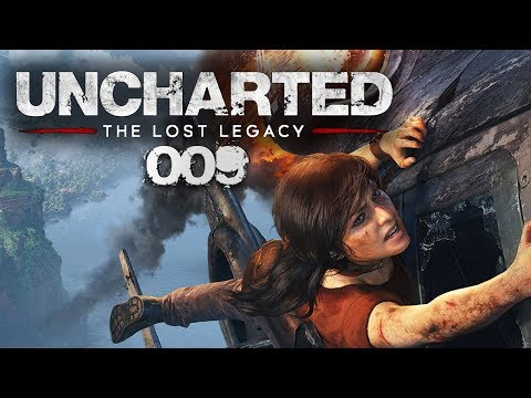 Mega-Folge zum FINALE 🎮 UNCHARTED: THE LOST LEGACY #009