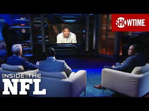 Lamar Jackson Calls Tom Brady the GOAT | INSIDE THE NFL | SHOWTIME