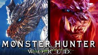 Kushala Daora & Teostra! | 27 | MONSTER HUNTER WORLD