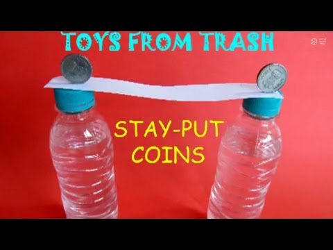STAY PUT COINS - TAMIL - Fun with Inertia!