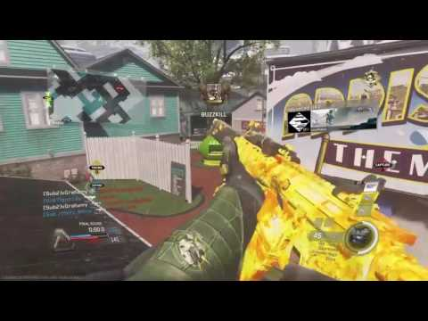 Infinite Warfare How i got Solar Camo w/ a Solar Camo De-Atomizer Strike w/ NV4