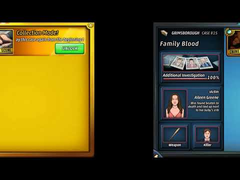 Criminal Case - Financial Center (cases 12-21)