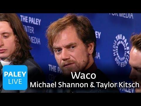 Waco - Actors on Acting Real-Life Characters