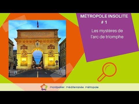 Métropole insolite #1 - Les mystères de l'arc de triomphe