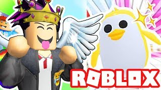 TODAY IF WE GET THE GOLDEN PENGUIN ? ADOPT ME ROBLOX 😃