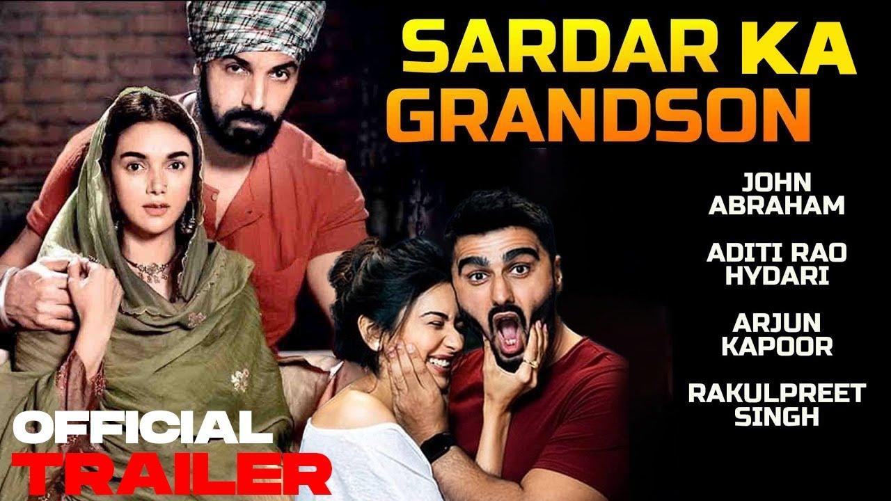 Sardar ka grandson | 21 Interesting facts | Arjun Kapoor | Rakulpreet Singh | Neena | Jee ni karda - YouTube